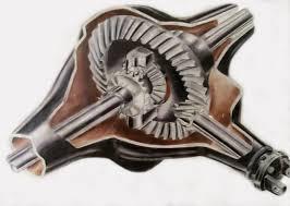 nissan titan rear axle differential gear u003cb u003edifferential u003c b u003e mechanical device