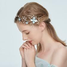 wedding headbands wedding headbands wholesale hairwear accessories headpiece cyan