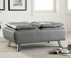modern sofa bed ottoman tray ottoman futon living room modern md
