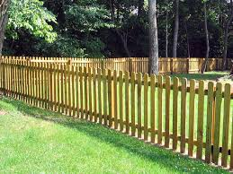 how to build a picket fence and make it modern
