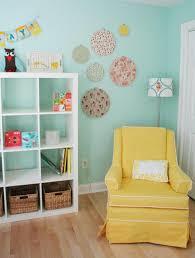 chambre fille bleu chambre d enfant jaune et bleu à voir