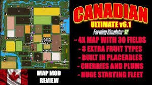 canadian map fs17 farming simulator 17 saxony map for fs17 v1 2 0 updated map