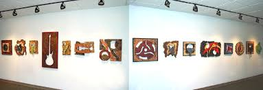 artist wall wood wood sculpture wall hung wood mosaic abstract representational