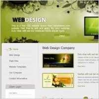 free web designer web design template free website templates for free about