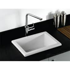 RAK Ceramics Laboratory Kitchen Sink LABSINK  Bowl White - Belfast kitchen sink