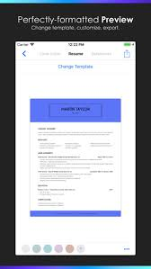 resume format sles for freshers download itunes resume builder by nobody on the app store