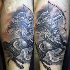 sagittarius tattoos for ideas and inspiration for guys