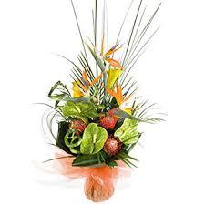 tropical flower arrangements tropical flower arrangement flower bouquet flowers