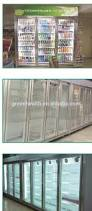 green u0026health 2 glass door display cooler commercial beer fridge