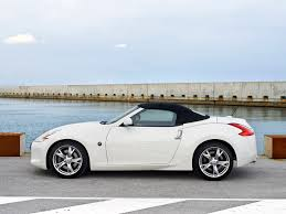 nissan 2008 white nissan 370z convertible white fire fall base fire fall base