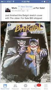 Batgirl Meme - that batgirl cover is your latest meme bleeding cool news and rumors