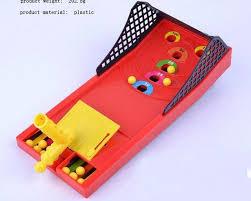 activit de bureau mini bureau flipper machine balle tir arcade activité enfants