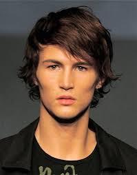 coolest medium length hair style boys