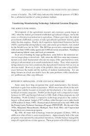 annex ii case studies in technology transfer technology
