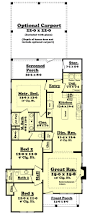 cottage style house plan 3 beds 2 00 baths 1396 sq ft plan 430 95