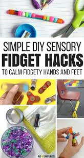 sensory hacks to focus a fidgety child that don u0027t involve a