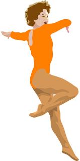 imagenes en movimiento bailando bailarina bailando mujeres gráficos vectoriales gratis en pixabay