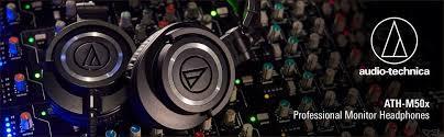 best black friday deals on audio technica headphones amazon com audio technica ath m50x professional monitor
