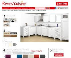 simulation de cuisine fein simulateur de couleur pour cuisine haus design