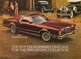 124 best ford thunderbird 1977 and beyond images on pinterest