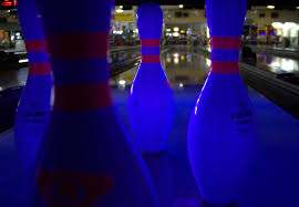 black light bowling near me glow bowling creasey s bowl