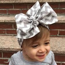 bow headband children newborn baby diy hair bow headband hair accessories