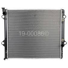lexus es 350 radiator radiators for lexus oem ref 1640050310 from buyautoparts com