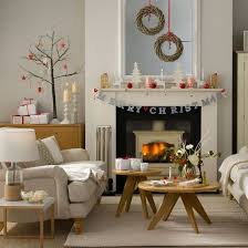 3 Stylish Mantel Displays Sainsbury Budget Christmas Decorating Ideas Christmas Living Rooms
