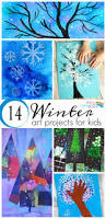 best winter landscape paintings for kids nd grade art projects