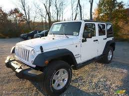 white jeep 2016 2016 bright white jeep wrangler unlimited sport 4x4 108402669