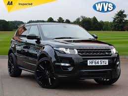 range rover evoque rear 2014 land rover range rover evoque sd4 dynamic lux