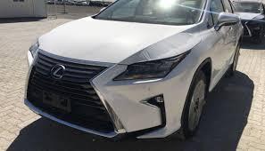 lexus rx 350 platinum no1 2017 u2013 dubai autos