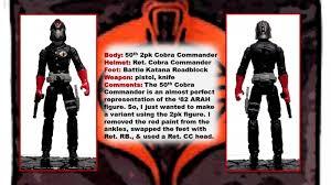 Cobra Commander Halloween Costume Joecustoms U003e Figures U003e Cobra U003e Cobra Commander