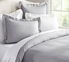 pottery barn linen sheets review belgian flax linen duvet cover sham ivory pottery barn