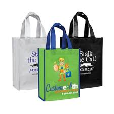 Reusable Shopping Bags Mini Recycled Reusable Grocery Bags Custom Totes