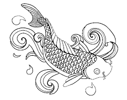 100 free fish coloring pages to print flounder fish coloring