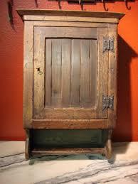 Vintage Bathroom Wall Cabinet Antique Medicine Cabinet Antique Vintage Walnut Wall Medicine