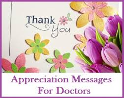 Thank You For Thanksgiving Dinner Messages Appreciation Messages And Letters Appreciation Messages For Doctors