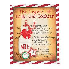 legend of the milk u0026 cookies ornaments milk cookies ornament