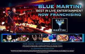 martini lounge blue martini now franchising blue martini lounge