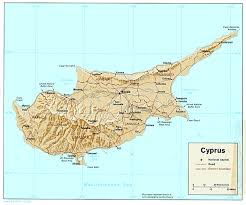 World Map 1980 Maps Of Cyprus Detailed Map Of Cyprus In English Tourist Map