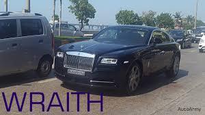 koenigsegg mumbai black rolls royce wraith in mumbai youtube