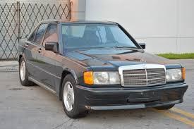 1986 mercedes benz 190e 2 3 u2013 16v cosworth dogleg 5 speed real