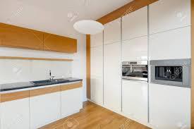 white gloss kitchen floor cupboard modern white gloss kitchen with stylish wooden floor cupboards