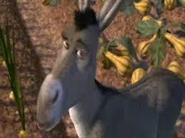 donkey shrek italian christmas donkey