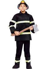 firefighter costume ebay