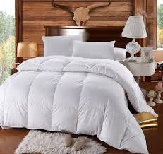 Down Alternative Comforter Sets Royal Hotel U0027s Goose Down Alternative Comforter 100 Egyptian