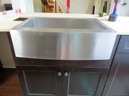 Apron Front Kitchen Sink Images Full Size Of Kitchen Apron Front - Fireclay apron front kitchen sink