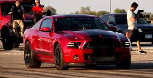 shelby mustang 1000 hp 1000hp shelby cobra mustang gt500 hits 217 mph cars