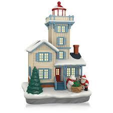 2015 lighthouse hallmark keepsake ornament hooked on
